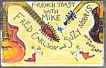 French Toast with Mike Commercial Cassette